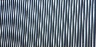 Metal galvanizado Foto de archivo libre de regalías