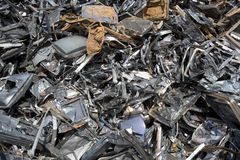 Metal Garbage Royalty Free Stock Photos
