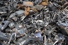 Metal Garbage Royalty Free Stock Photos