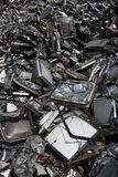 Metal Garbage Royalty Free Stock Images