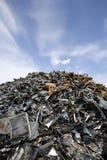 Metal Garbage Royalty Free Stock Images