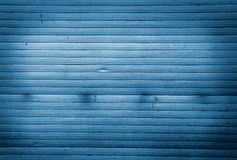 Metal gate blue Royalty Free Stock Photos