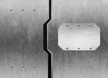 Metal gates Stock Photos