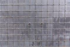 Metal gates Royalty Free Stock Images