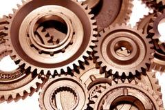 Metal gears Stock Images
