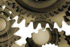 Metal gears Stock Photos