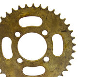 Metal gears Royalty Free Stock Photo