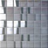 Metal geometric vector background Royalty Free Stock Photo
