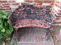 Metal Georgetown Chair Royalty Free Stock Photography