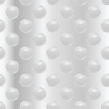 Metal and glass background. Abstract seamless background of a metal surface with glass balls Royalty Free Stock Image