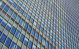 Metal & Glass Fronted Building, London Stock Photos