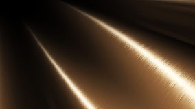 Metal gold. A Brushed metal texture background Stock Photos