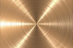 Metal gold Royalty Free Stock Photo