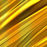 Metal Gold BackGround Stock Images