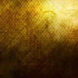 Metal gold grid Royalty Free Stock Photo