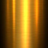 Metal gold texture background Stock Photos