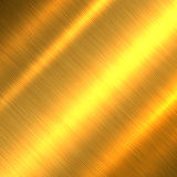 Metal gold texture background Royalty Free Stock Image
