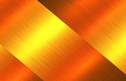 Metal gold texture background Stock Image