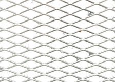 Metal grate Stock Photography