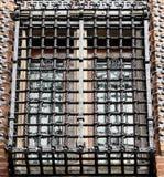 Metal grate Stock Photos