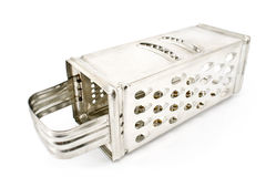Metal grater Royalty Free Stock Images