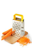 Metal grater Royalty Free Stock Image