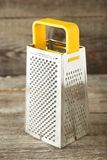 Metal grater Royalty Free Stock Photos
