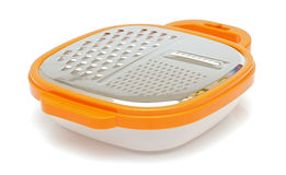 Metal grater with handle Royalty Free Stock Image