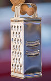 Metal grater Stock Image