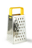 Metal grater Stock Photo