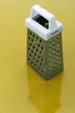 Metal grater Stock Photography