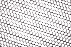 Metal grating Royalty Free Stock Image