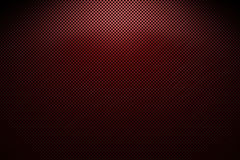 Metal grating red. And balck stock illustration