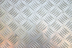 Metal grating texture. Grating texture used like a step for live stage can be used as a background Royalty Free Stock Photos