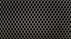 Metal gratings made from steel Stock Photo