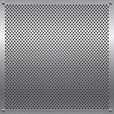 Metal grid. Shiny metal grid. All elements are separated. File is layered; Hires jpeg included Stock Photos