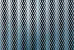 Metal grid abstract pattern and texture Royalty Free Stock Images