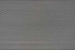 Metal grid background Royalty Free Stock Photo