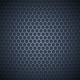Metal grid background Royalty Free Stock Photos