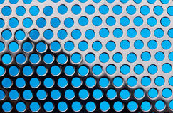 Metal Grid background Stock Photo