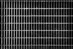 Metal grid background Stock Photos