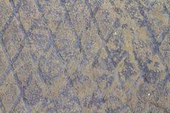 Metal grid background Stock Image