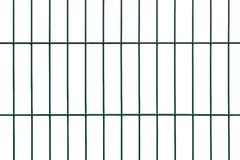 Metal grid backround. Metal grid texture isolated on white Royalty Free Stock Image