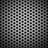 Metal grid cells Stock Images