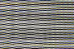 Metal grid or grille background Royalty Free Stock Photography
