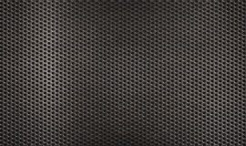 Metal grid grunge industrial background Stock Photos