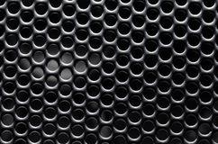 Metal grid metallic texture background Stock Image