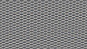 Metal grid . Royalty Free Stock Image