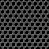 Metal grid seamless pattern Stock Images