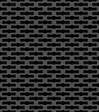 Metal grid seamless pattern Royalty Free Stock Images